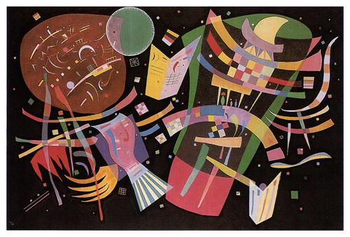 Composition X Wassily Kandinsky