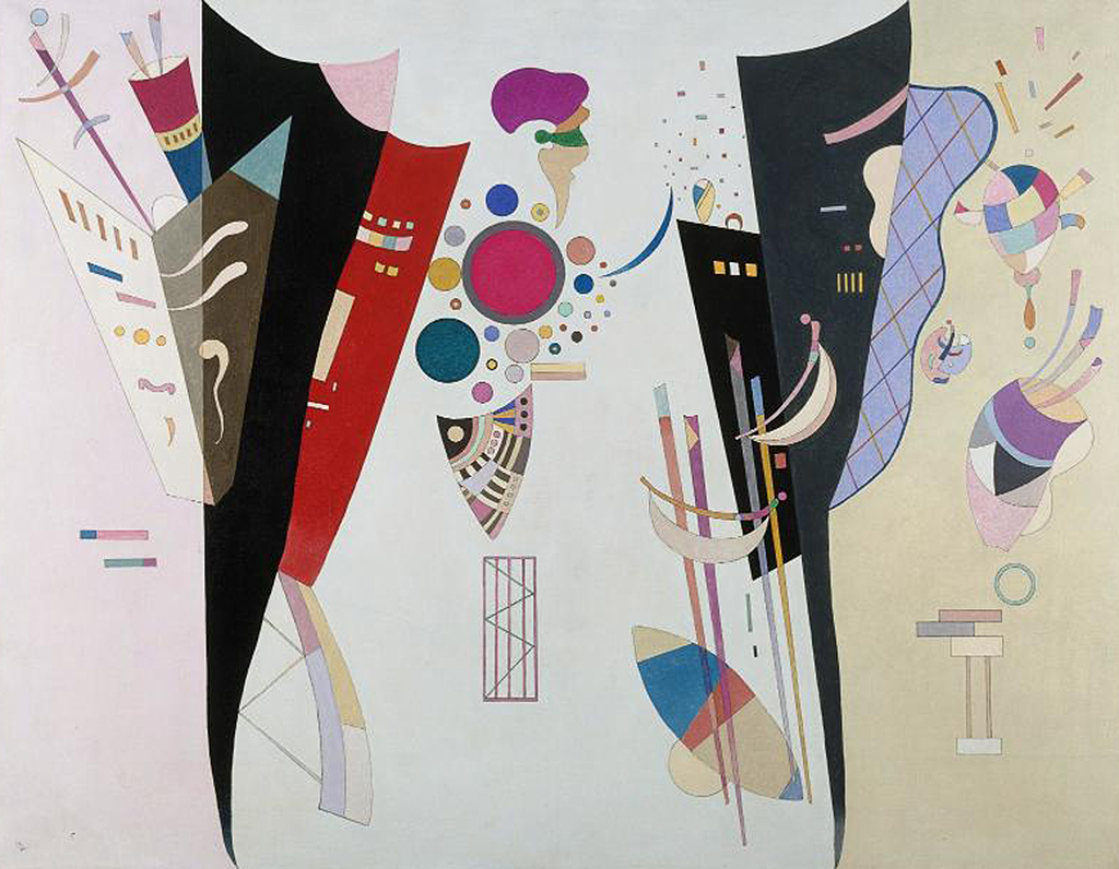Reciprocal Accords in Detail Wassily Kandinsky